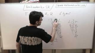 Kombinatorika selským rozumem - hokejové týmy