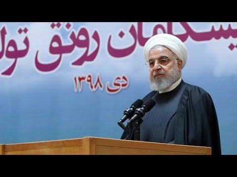 U.S. forces in Mideast may not be safe: Rouhani
