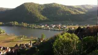 preview picture of video 'Dürnstein Castle Wachau Austria 12'