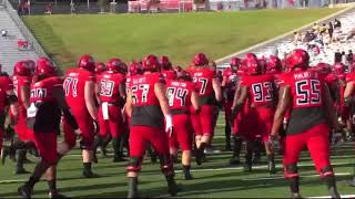 Allison donations keep Red Wolves at top of their game