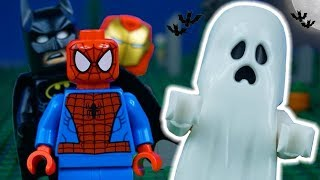 LEGO Superheroes LIVE 🔴 STOP MOTION LEGO Superheroes: Hulk, Spiderman & More | LEGO | Billy Bricks