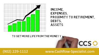 What does a Certified Cash Flow Specialist CCS do?