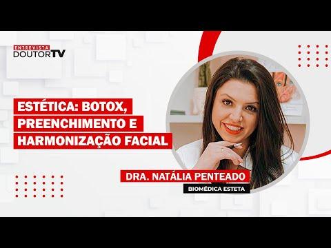 Estética: botox, preenchimento e harmonização facial