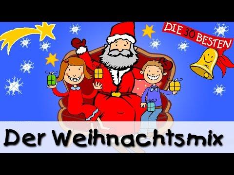 Weihnachtslieder - Der beste Mix    Kinderlieder
