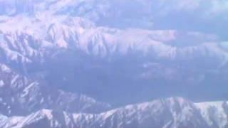 Snow clad mountains.wmv