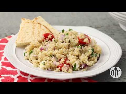 How to Make Best Greek Quinoa Salad | Salad Recipes | Allrecipes.com