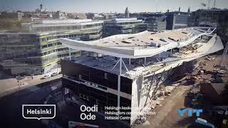 Центральная библиотека OODI