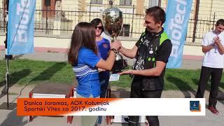 Vitez Sporta za 2017 - Danica Jaramaz, AOK Košutnjak