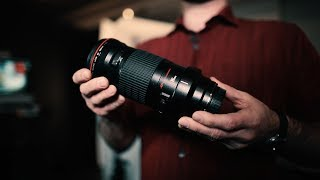 Review: Canon EF 180mm Macro