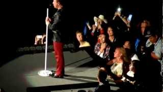 Johnny Reid Fire it up tour at Calgary Saddledome