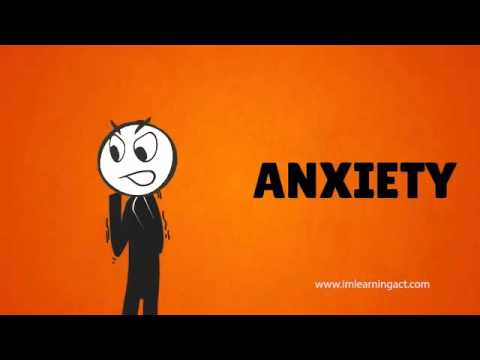 Using ACT to explain anxiety