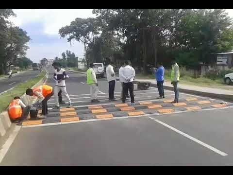 Road Speed Breakers