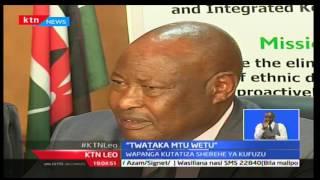 Mzozo wazuka katika chuo kikuu cha Moi kuhusiana na uongozi wa chuo hicho,KTN Leo 20/09/2016