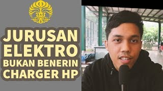 KULIAH JURUSAN TEKNIK ELEKTRO DI UNIVERSITAS INDONESIA