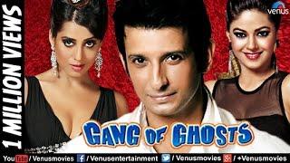 Gang Of Ghosts HD   Hindi Movies 2017 Full Movie  Hindi Comedy Movies  Latest Bollywood Movies
