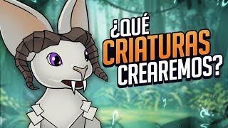 ¿QUÉ CRIATURA CREAREMOS? | Niche - a genetics survival game