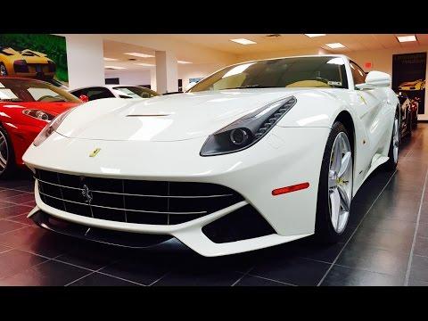 2014/2015 Ferrari F12 Berlinetta Review / Walk Around