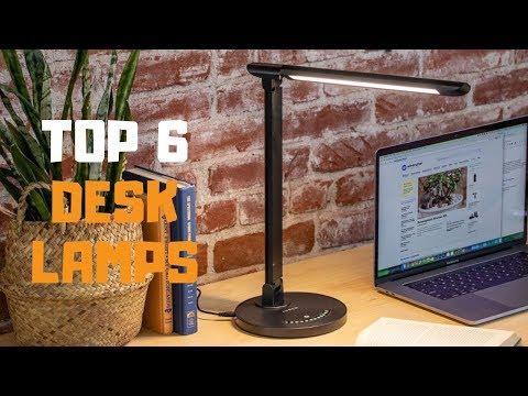 Best Desk Lamps in 2019 - Top 6 Desk Lamps Review