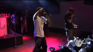 Big Sean Performs Fat Raps Remix Live