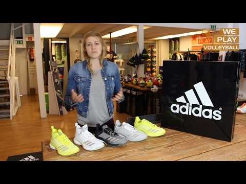 Review Adidas Crazyflight X2 Volleyballschuhe 2018/19