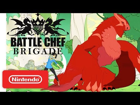 Battle Chef Brigade Release Trailer - Nintendo Switch thumbnail