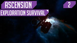 [#2] Broken Ship Retrieval! (Ascension: Exploration Survival)