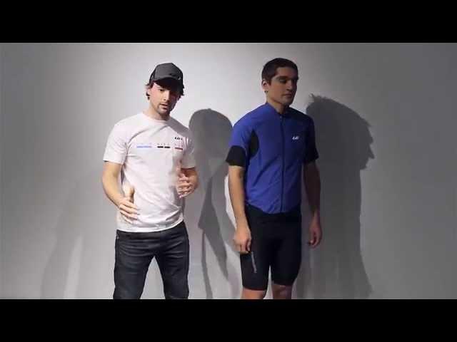 Видео Велошорты Garneau Fit Sensor 2