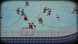 Old Time Hockey PC 60FPS Gameplay | 1080p