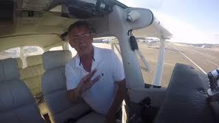 How aircraft trim works. 4K