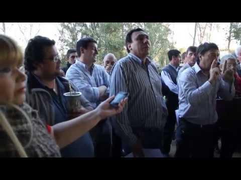 Ingenio Azucarero: Tras una tensa reunión autoridades firmaron un acta acuerdo con los cañeros