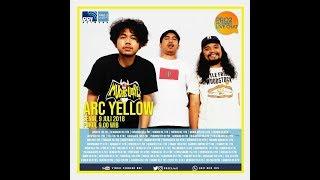 ARC YELLOW - MORNING LIVE CHAT PRO 2 FM - RRI Jakarta  (LIVE VIDEO CORNER RRI)