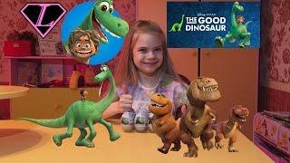 Хороший Динозавр яйца киндер сюрприз Good Dinosaur Kinder surprise