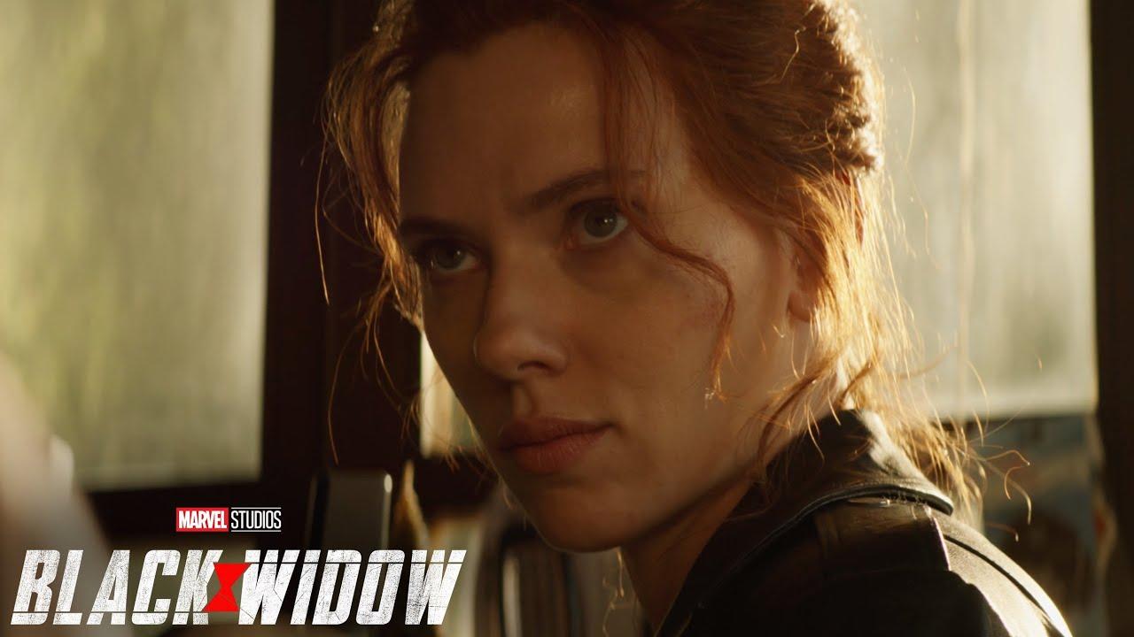 Viúva Negra ganha novo trailer recheado de cenas de ação