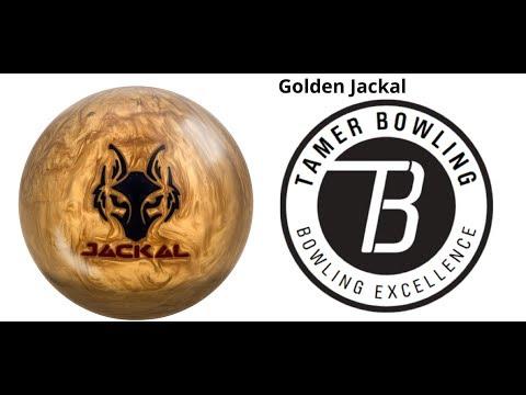 Motiv Golden Jackal (3 testers - 2 patterns) by TamerBowling.com
