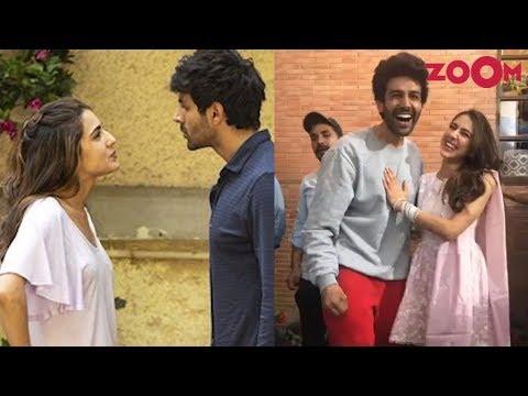 Kartik Aaryan REFUSES to re-shoot a scene with Sara Ali Khan for Love Aaj Kal sequel?