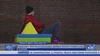 Local Inventers Looks To Expand Beyond Futuristic Furniture