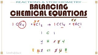 Balancing Chemical Equations With Practice Problems