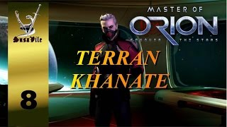 "Ep 8 - Master of Orion (Terran) ""Again overexpanding;)"""