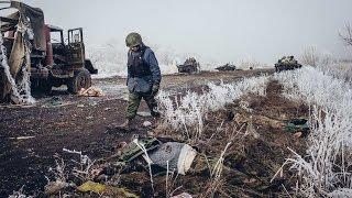 Настоящие причины провала ВСУ под Дебальцево - «Операция очко»