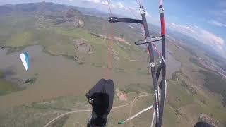 Super Final Paragliding World Cup. Brazil.