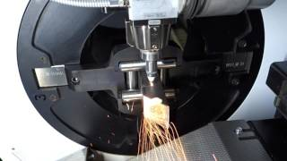 TRUMPF Laser Tube Cutting: TruLaser Tube 5000 Fiber Productive Allround Machine