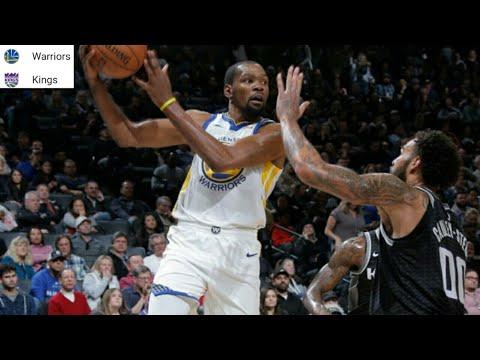 Sacramento Kings vs Golden State Warriors Full Game Highlights 12/14/2018