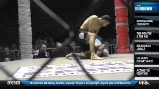 Alan Omer on Inside MMA