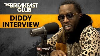 The Breakfast Club - Diddy Speaks On New Energy, 50 Cent, Mase, 'The Four' + More