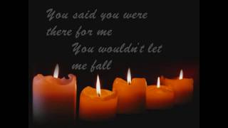 12 Stones - Lie To Me [Acoustic] -Lyrics-