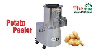 Potato Peeler Machine Manufacturers In Vapi