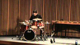 Rhythmical Intracacy - Troy Dyer Drumset Solo
