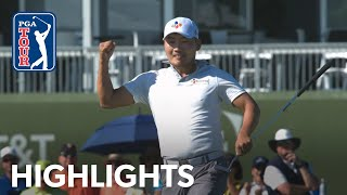 Highlights   Round 4   AT&T Byron Nelson 2019