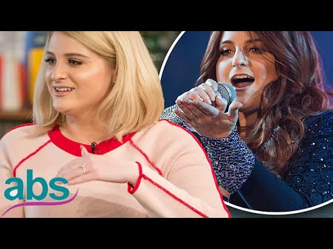 Meghan Trainor felt 'possessed' and beset by 'demons' post-surgery  | ABS US  DAILY NEWS