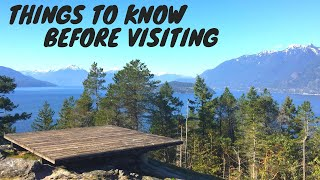Vancouver's Secret Lookout | The most Beautiful View in Metro Vancouver